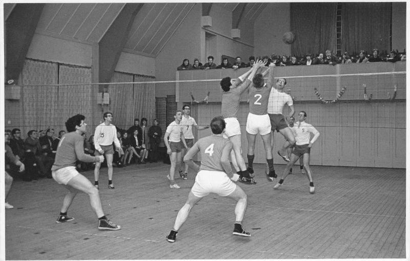 Volleybal in de jaren 70